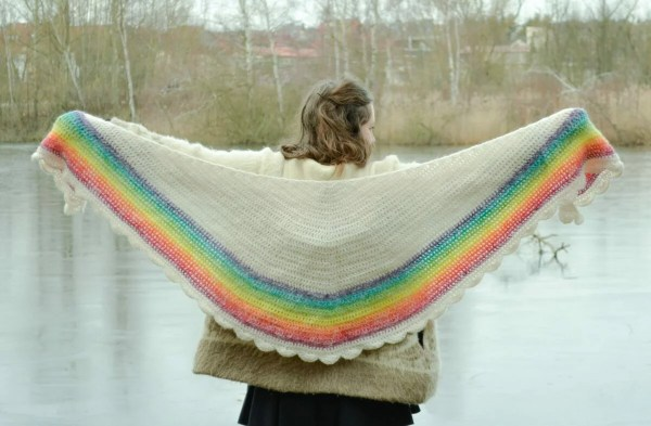 rainbow shawl 2 mic scaled
