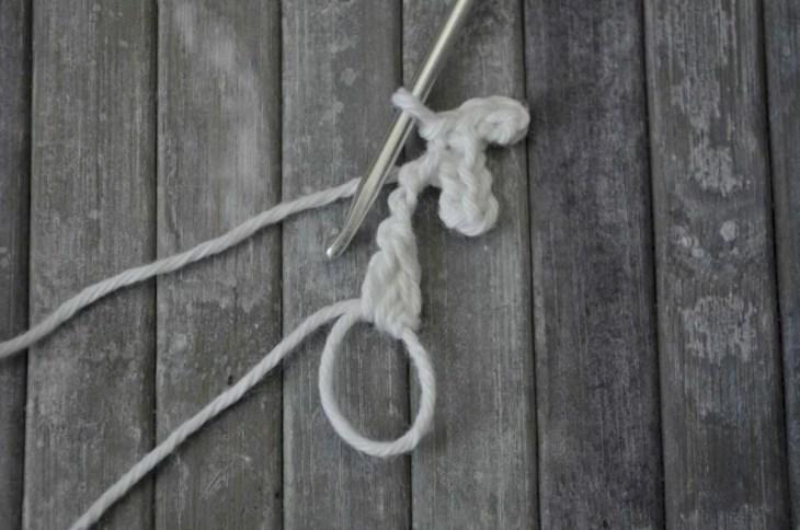 Easy snowflake crochet pattern yarnandy 23