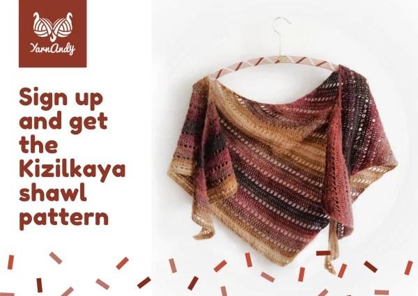 Kizilkaya free pattern