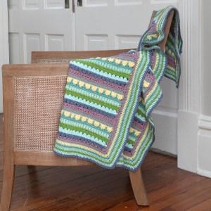 Crochet Multicolored blanket