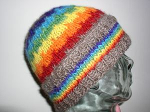 Wild Rivers - Rainbow Hat