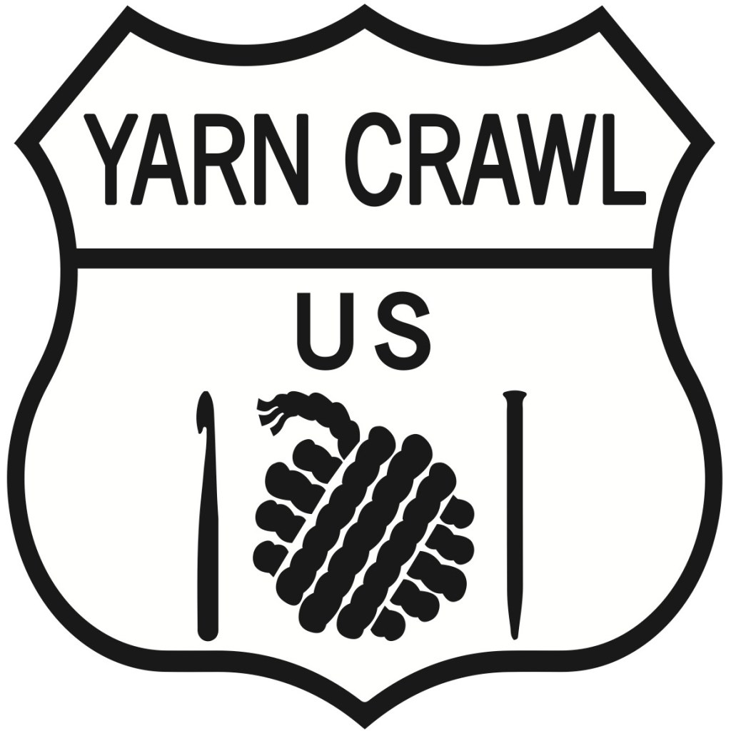Yarn Crawl 101 Logo