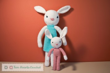 Amigurumi Bunnies (1 of 9)