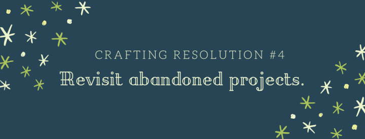 Crafting Resolution 4