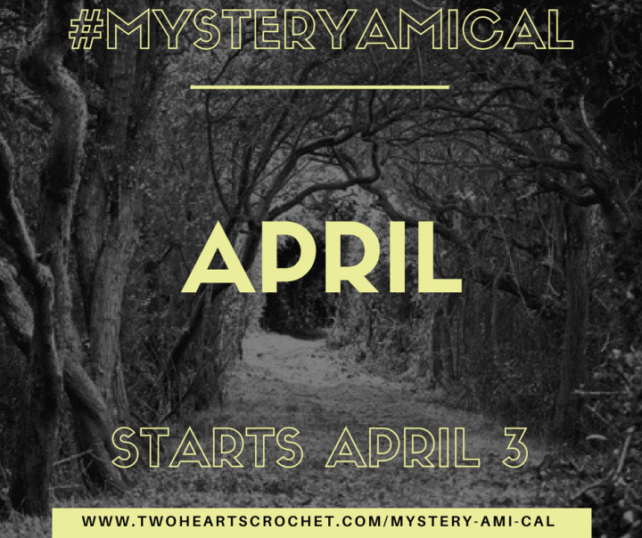 Mystery Ami CAL April