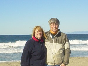 Kathy and Lee, Redondo Beach