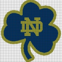 Notre Dame (Graph AND Row-by-Row Written Crochet Instructions) - 02