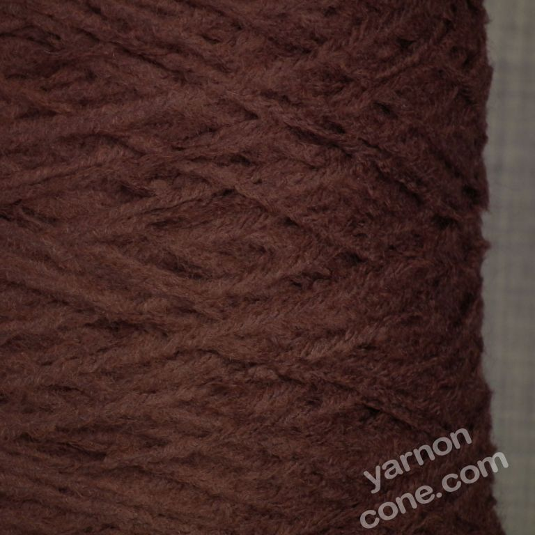 soft quality 4 ply dk double knitting wool blend knitting yarn on cone bordeaux oxblood burgundy claret red