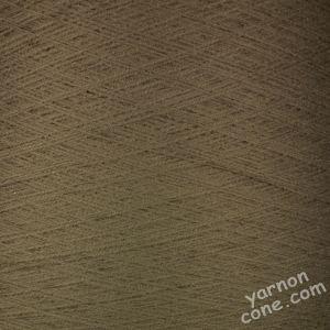 2/30s high bulk acrylic machine knitting yarn on cone 1 2 ply dark taupe