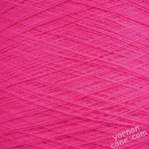 2/30s high bulk acrylic machine knitting yarn on cone 1 2 ply neon dayglo pink