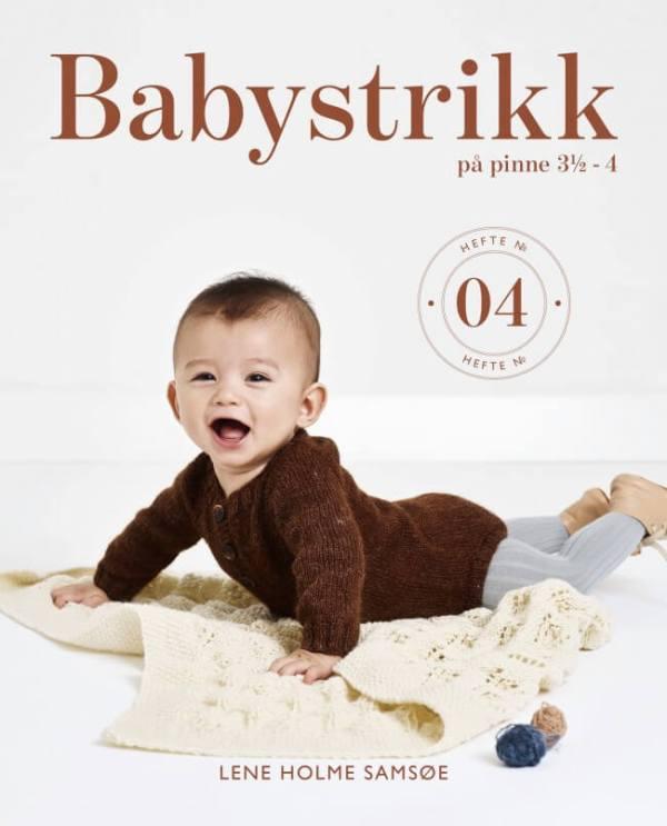 Lene Holme Samsøe Babystrikk 4