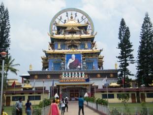 Namdroling monastery,