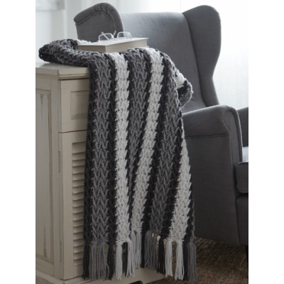 Arrowhead Stripe Blanket