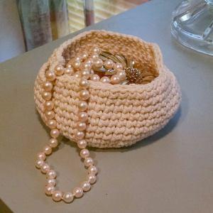 Finished Mini Basket
