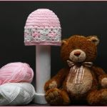 Crochet Tutorial: Mini Square Infant Hat