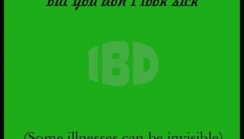 No Colon, Still Rollin': World IBD Day - YARNutopia by Nadia