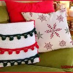 Crochet Tutorial: On the Fringe Cushion