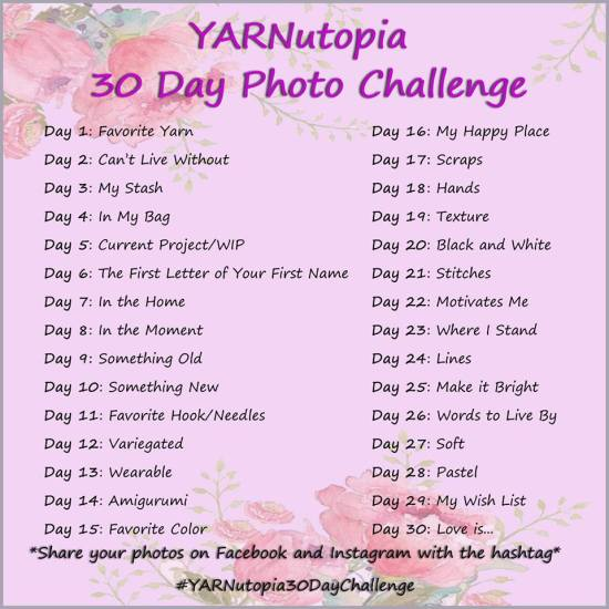 0f90f0f13 YARNutopia 30 Day Photo Challenge - YARNutopia by Nadia Fuad ...