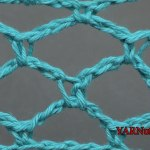 Stitch Gallery & Glossary Episode #11: Diamond Mesh Stitch