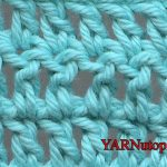 Stitch Gallery & Glossary Episode #3: Double Crochet
