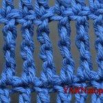 Stitch Gallery & Glossary Episode #5: Double-Treble Crochet