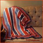 Crochet Tutorial: Destiny Sampler Baby Blanket