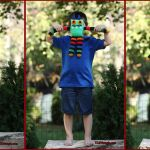 Crochet Tutorial: Frederick the Misfit Monster Toy