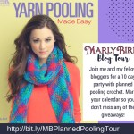 GIVEAWAY ENDED: Yarn Pooling Made Easy Blog Tour & Book Review