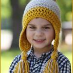 Crochet Tutorial: Winter Winds Ski Cap