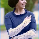 Crochet Tutorial: Princess Costume Gloves