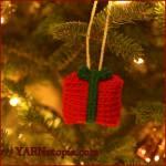 12 Days of Christmas: Gift Box Ornament