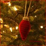 12 Days of Christmas: Christmas Bulb Ornament
