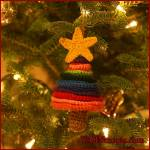 12 Days of Christmas: Colorful Tree Ornament