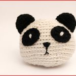 Crochet Tutorial: Panda Plush Amigurumi