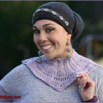 Crochet Tutorial: Vintage Inspired Pelerine Collar