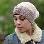 How to Crochet Tutorial: Chic Twist Headwrap