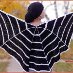 How to Crochet Tutorial: Spider Web Wrap