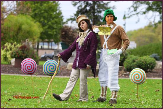 Willy Wonka and the Chocolate Factory Characters