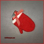 12 Days of Christmas: Holiday Mitten Gift Card Holder