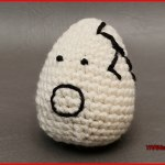 Crochet Tutorial: Egg Amigurumi