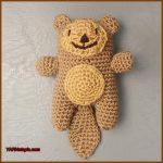 Crochet Tutorial: Otter Amigurumi