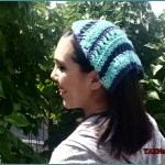 Crochet Tutorial: Boho Scarf Headband