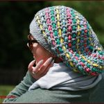 Crochet Tutorial: Chain Weaver Slouchy Hat