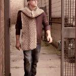 FREE Written Crochet Pattern: The Uptown Blanket Scarf