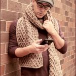 FREE Crochet Video Tutorial: The Uptown Blanket Scarf