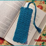 12 Days of Christmas: Lace Shell Bookmark – FREE Written Crochet Pattern