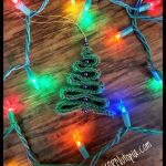 12 Days of Christmas: Winding Ribbon Tree Ornament – Photo Tutorial