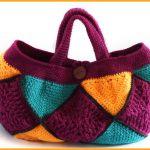 FREE Written Crochet Pattern: Mystery Medley Tote Bag