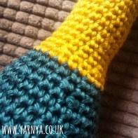 Update on my Projects in Progress www.yarnya.co.uk
