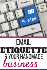 Email etiquette is super important in business communications.